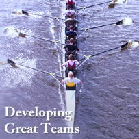Developing Great Teams